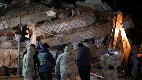 CATASTROPHIC | At least 21 dead as quake hits eastern Turkey